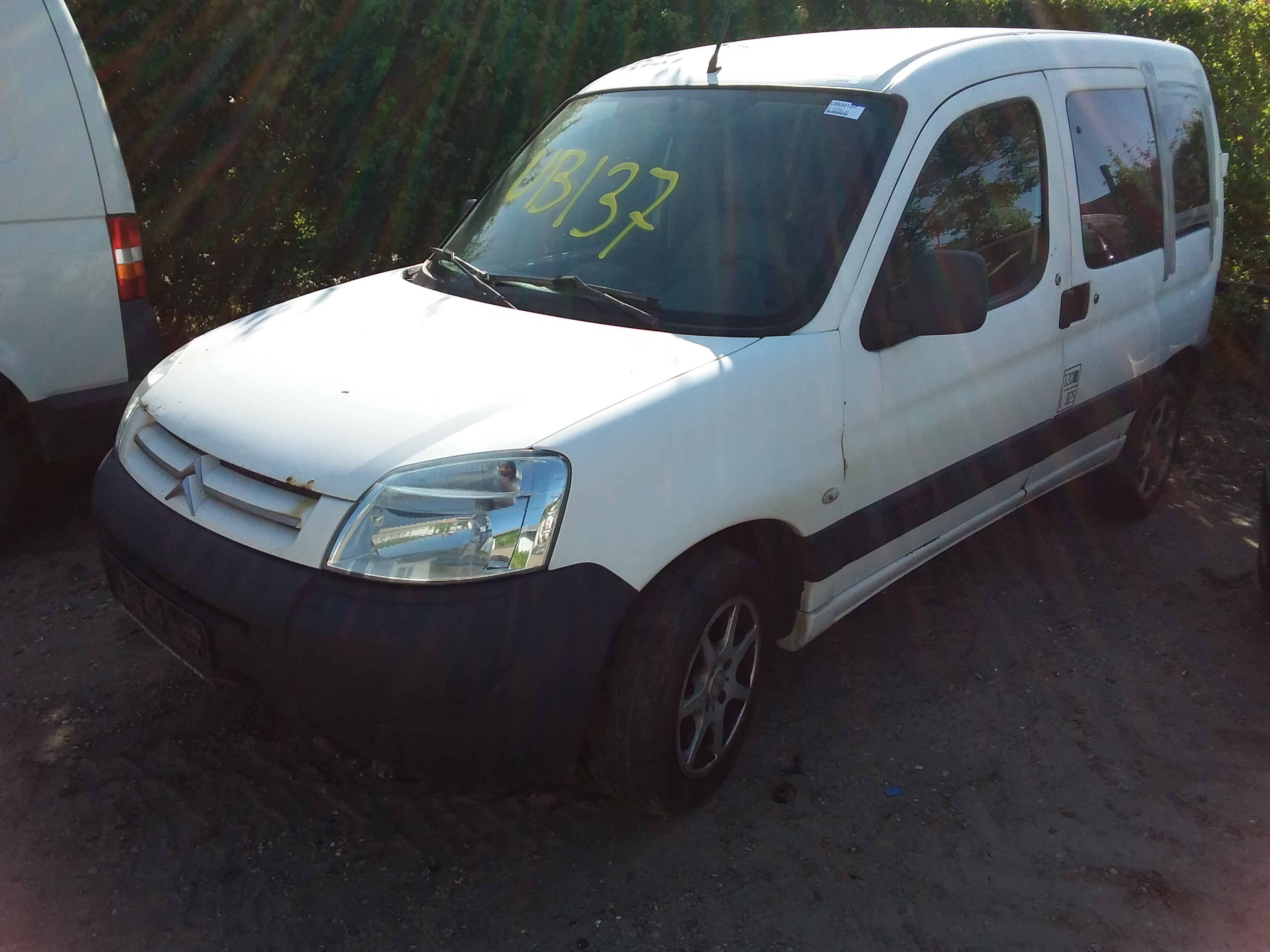 CITROEN BERLINGO (03-07) - STARTER