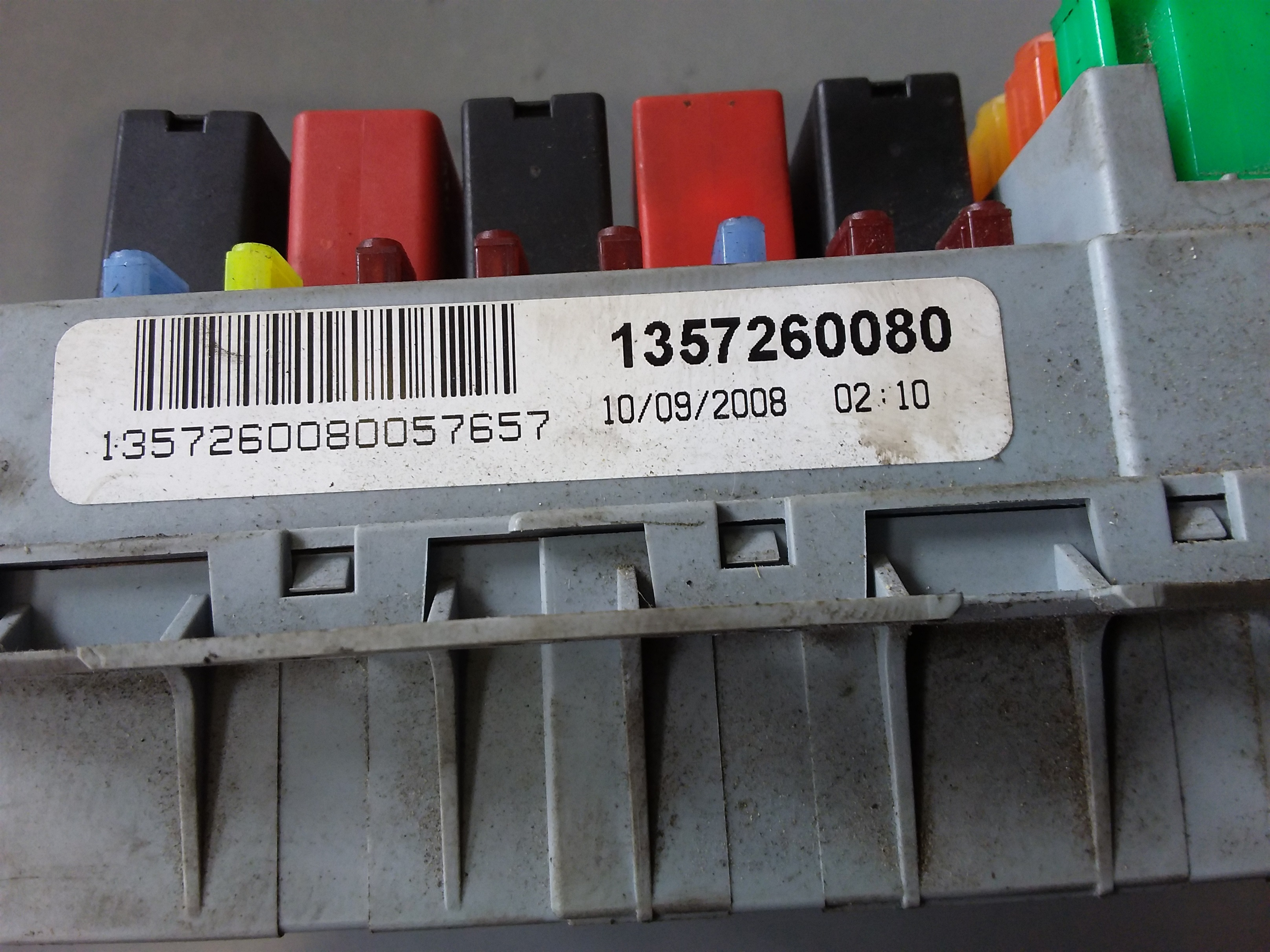 Fuse Box For Fiat Ducato Ame23189