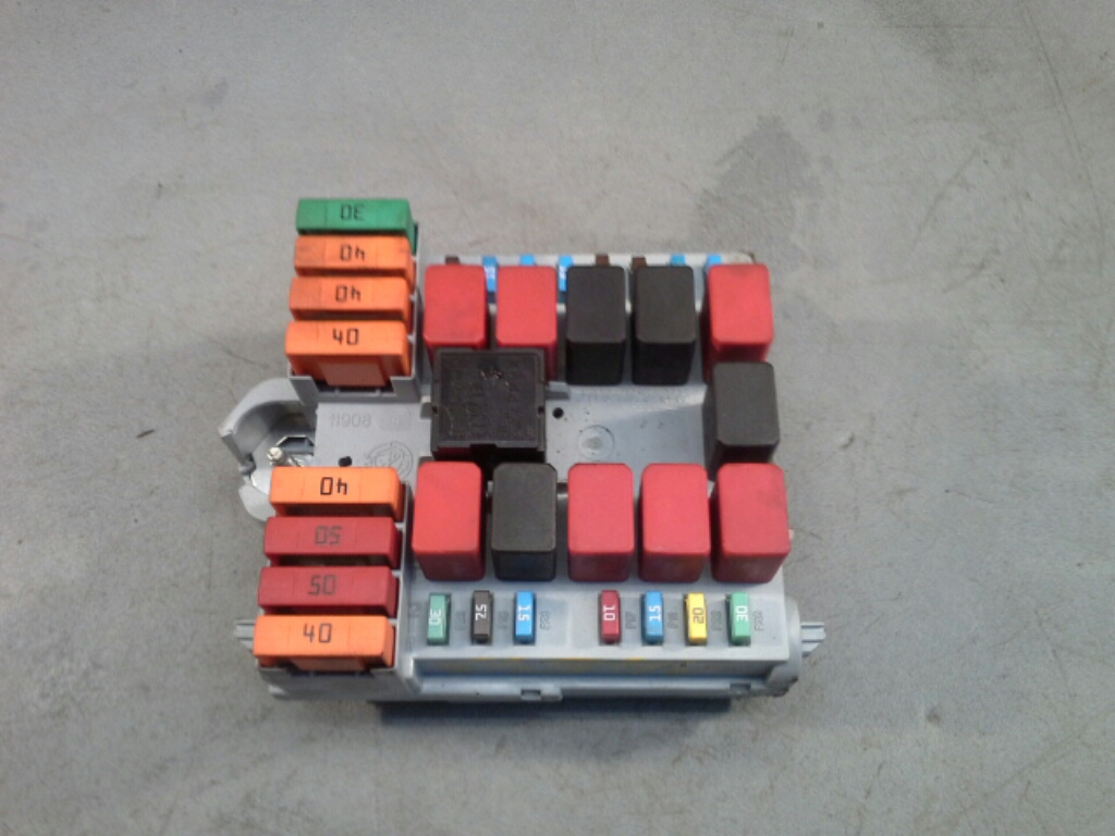 Fuse Box For Fiat Ducato Jo12871