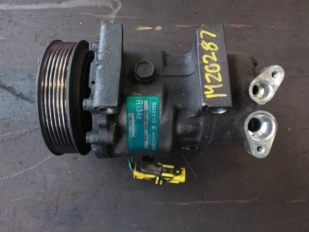 CITROEN BERLINGO (03-07) - AIRCONDITION PUMPE