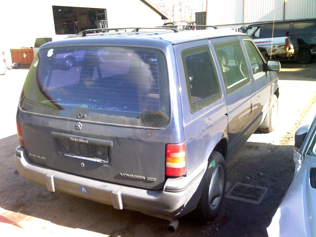 CHRYSLER/VOYAGER (89-95) AIRCONDITION PUMPE