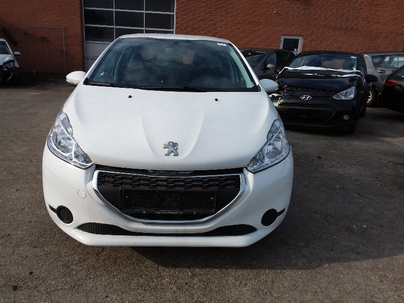 PEUGEOT/208 (12-->) FJEDERBEN FOR H